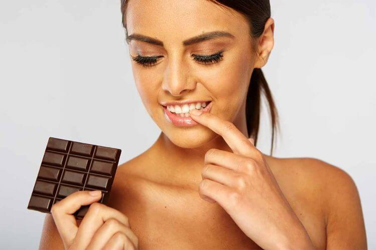 Avoid too much Chocolate for health dental