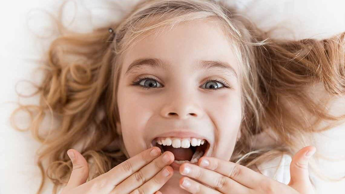 Kids teeth and oral care