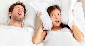 Snoring Sleep disorder