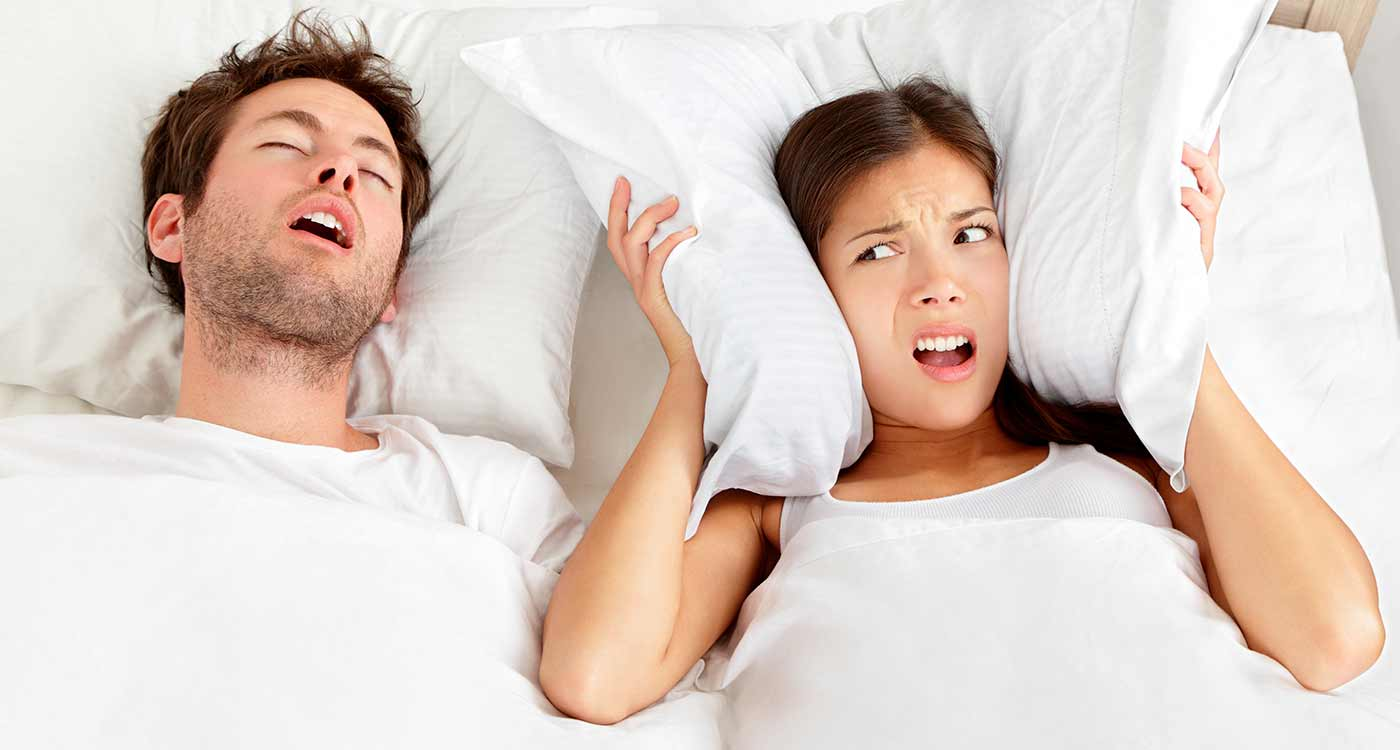 Snoring Sleep disorder