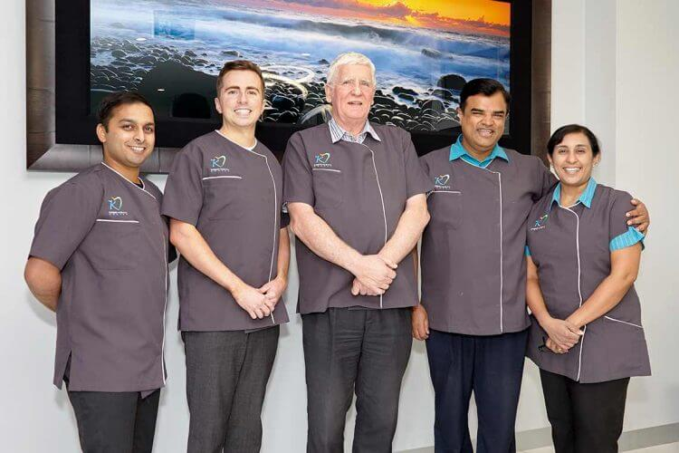 Dentists group photos at Kooringal Dental