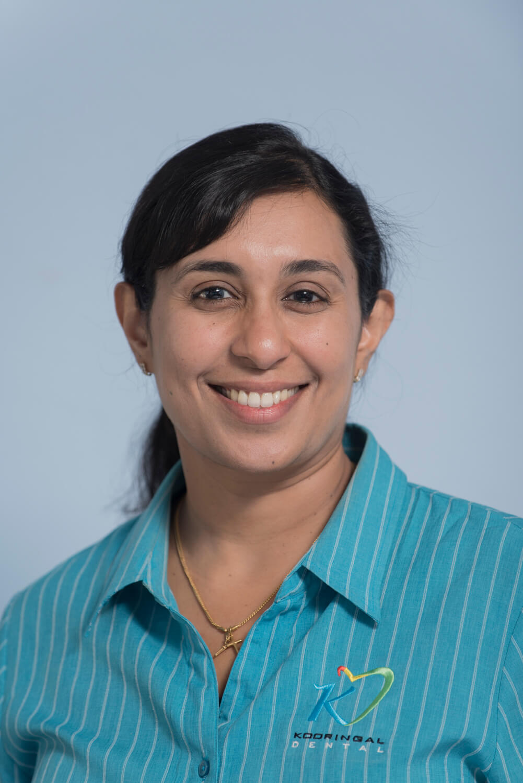 Dr Leena Cherian